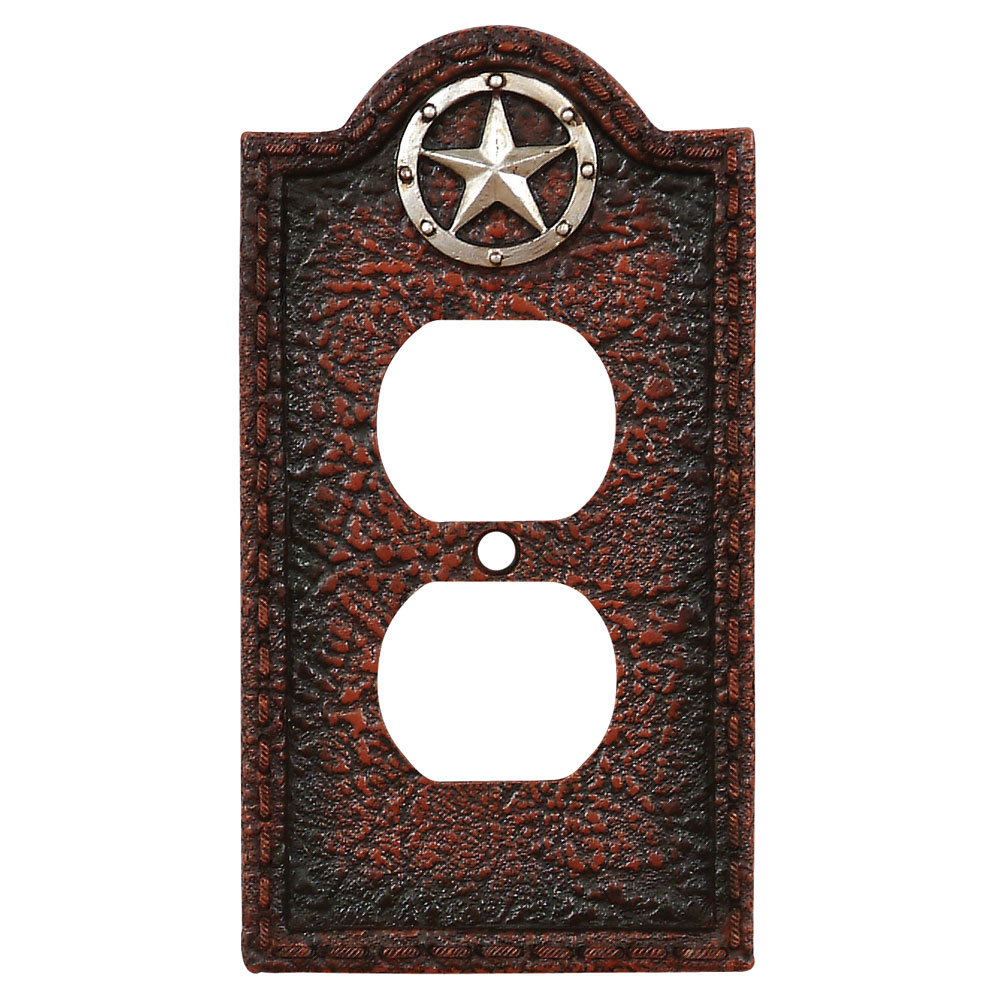 Lone Star Leather Outlet Cover - CLEARANCE