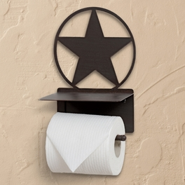 Lone Star Metal Toilet Paper Holder