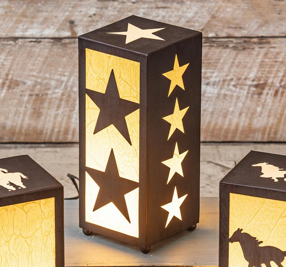 Lone Star Nightlight