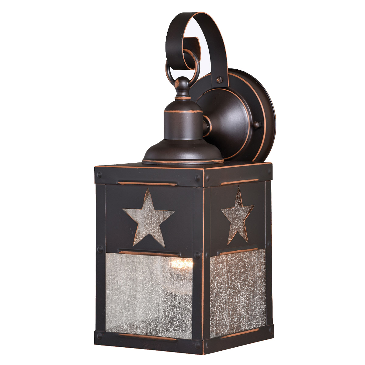 Lone Star Wall Sconce Small