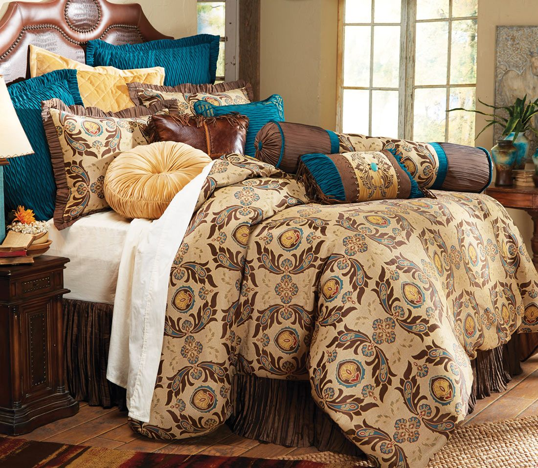 Loretta Comforter Set - King