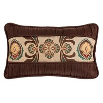 Loretta Pillow with Batiste Rouching
