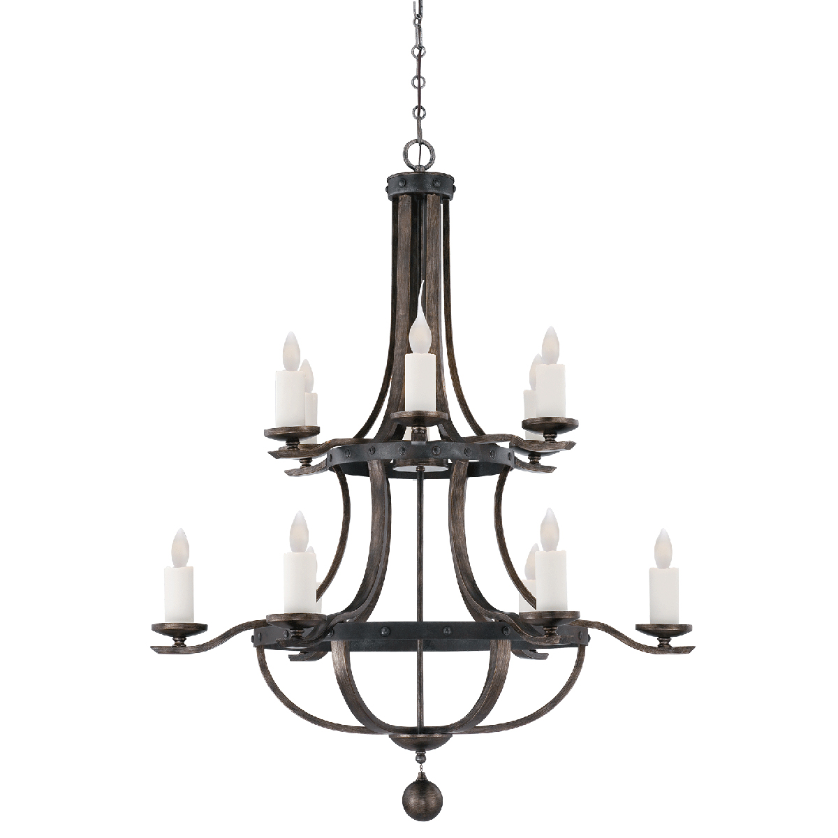 Lorraine 12-Light Chandelier