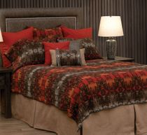 Luminaria Bedspread - King