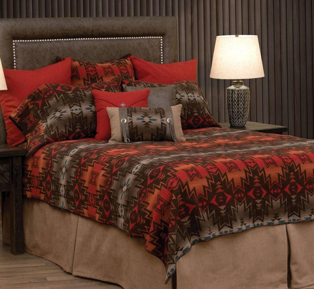 Luminaria Deluxe Bed Set - Super Queen