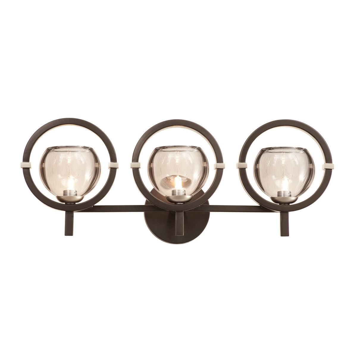 Lunaire 3 Light Wall Bracket