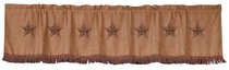 Luxury Star Valance