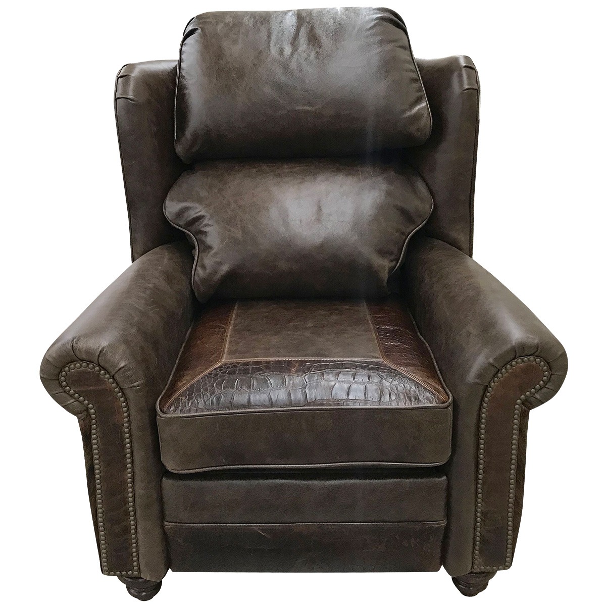 Maverick II Oversized Wingback Recliner