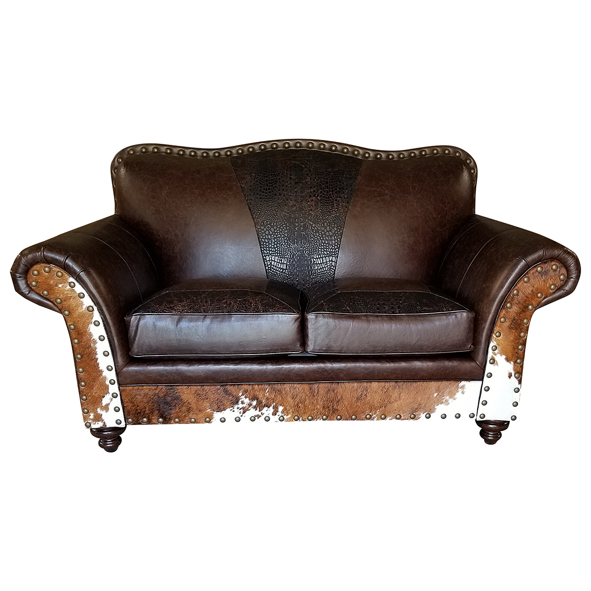 Maverick II Two Cushion Love Seat