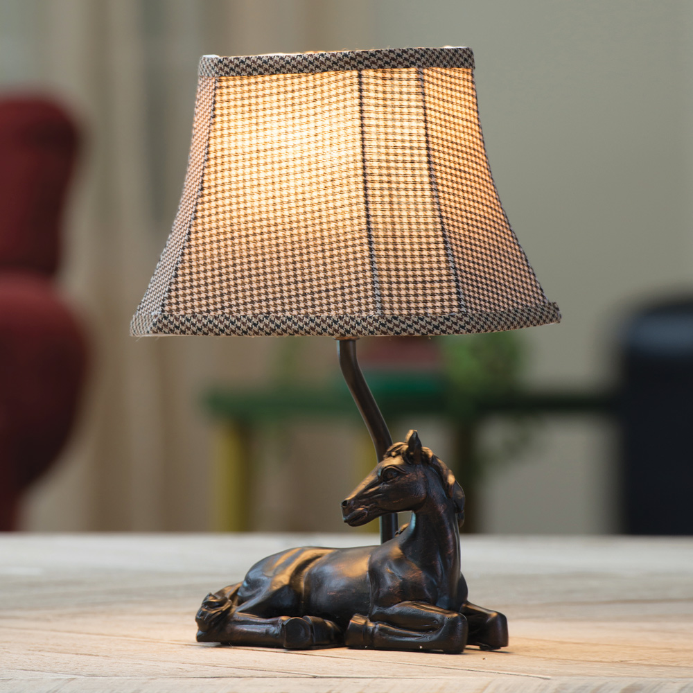 Meadow Rest Colt Accent Lamp