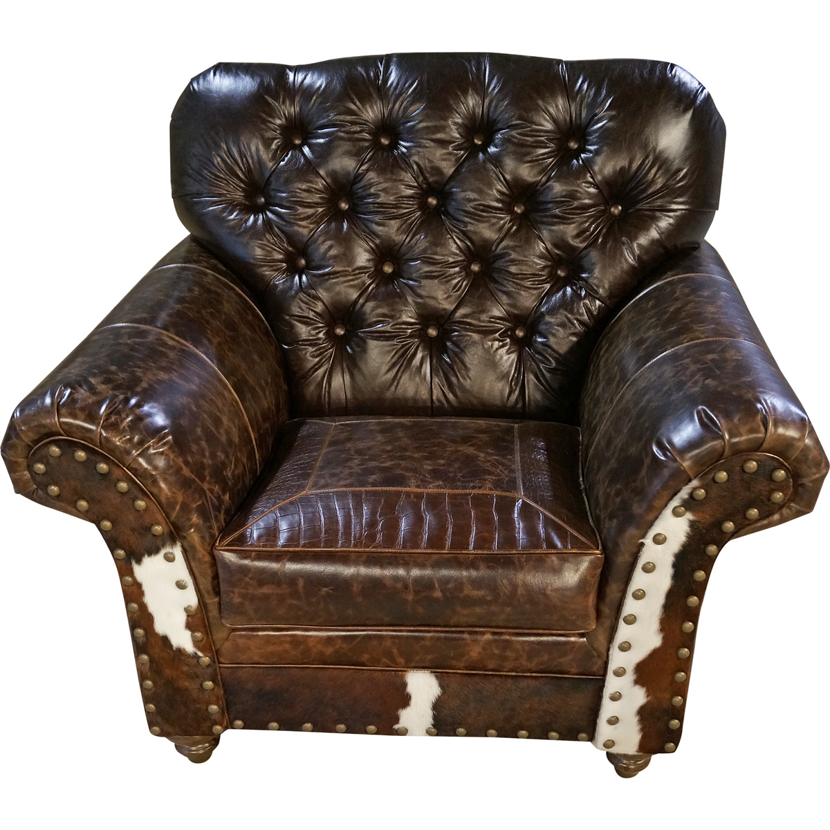 Medina Tufted Club Chair