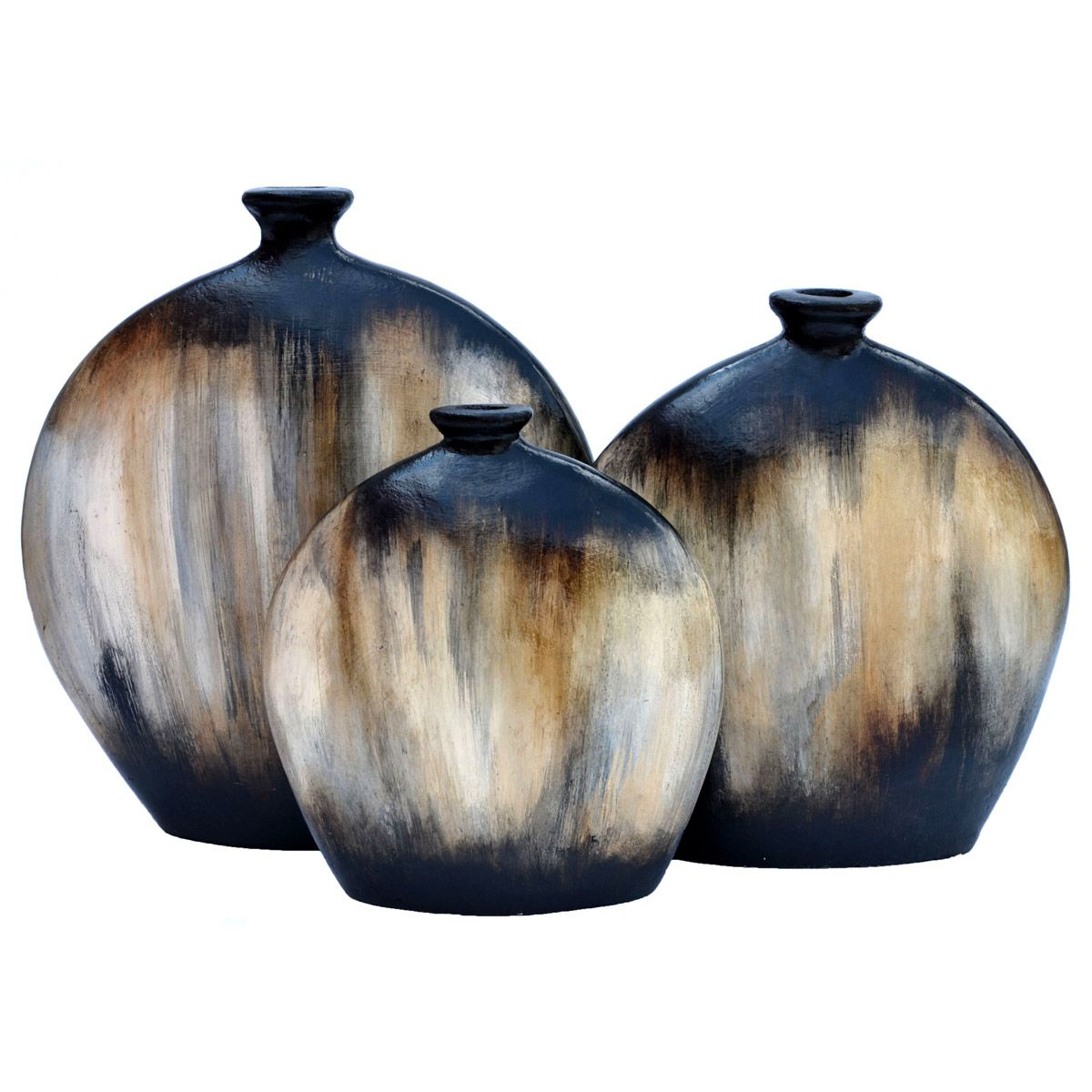 Medium Tulipan Vases - Set of 3