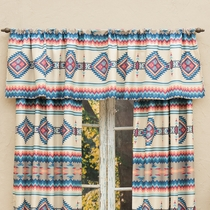 Mesa Canyon Lined Valance