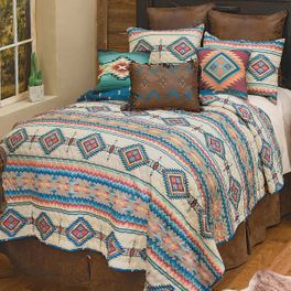 Mesa Canyon Quilt Set - Queen - CLEARANCE