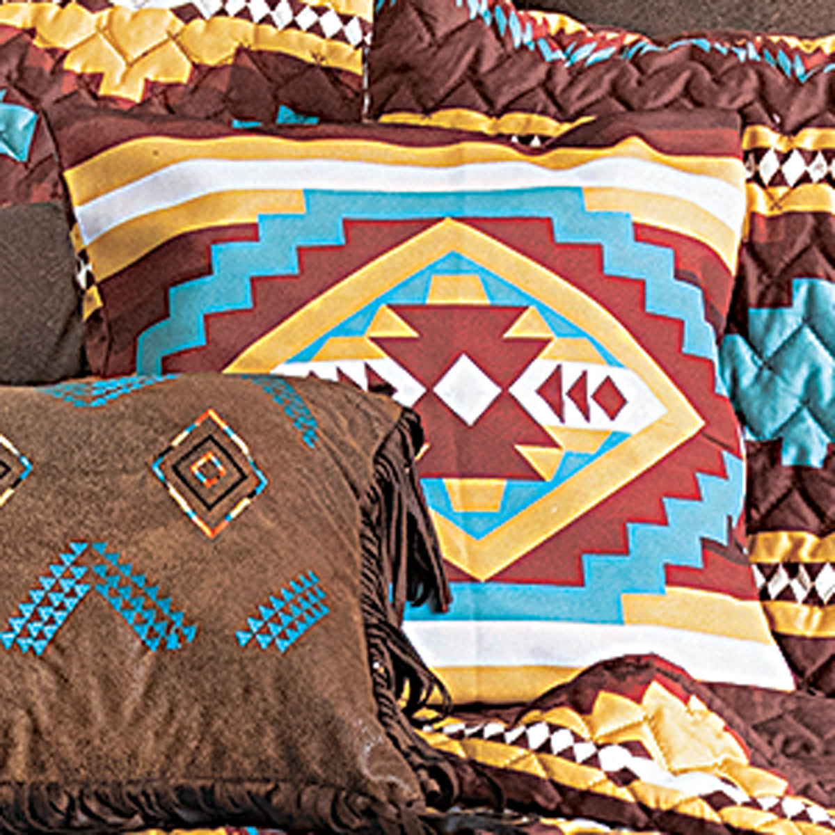 Mesa Sky Accent Pillow - CLEARANCE