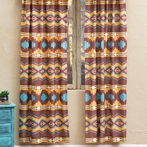 Mesa Sky Lined Drapes - CLEARANCE