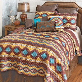 Mesa Sky Quilt Bedding Collection - CLEARANCE