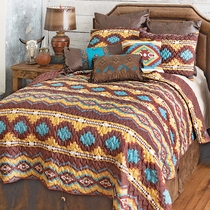Mesa Sky Quilt Set - King - CLEARANCE