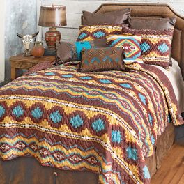 Mesa Sky Quilt Set - Queen - CLEARANCE