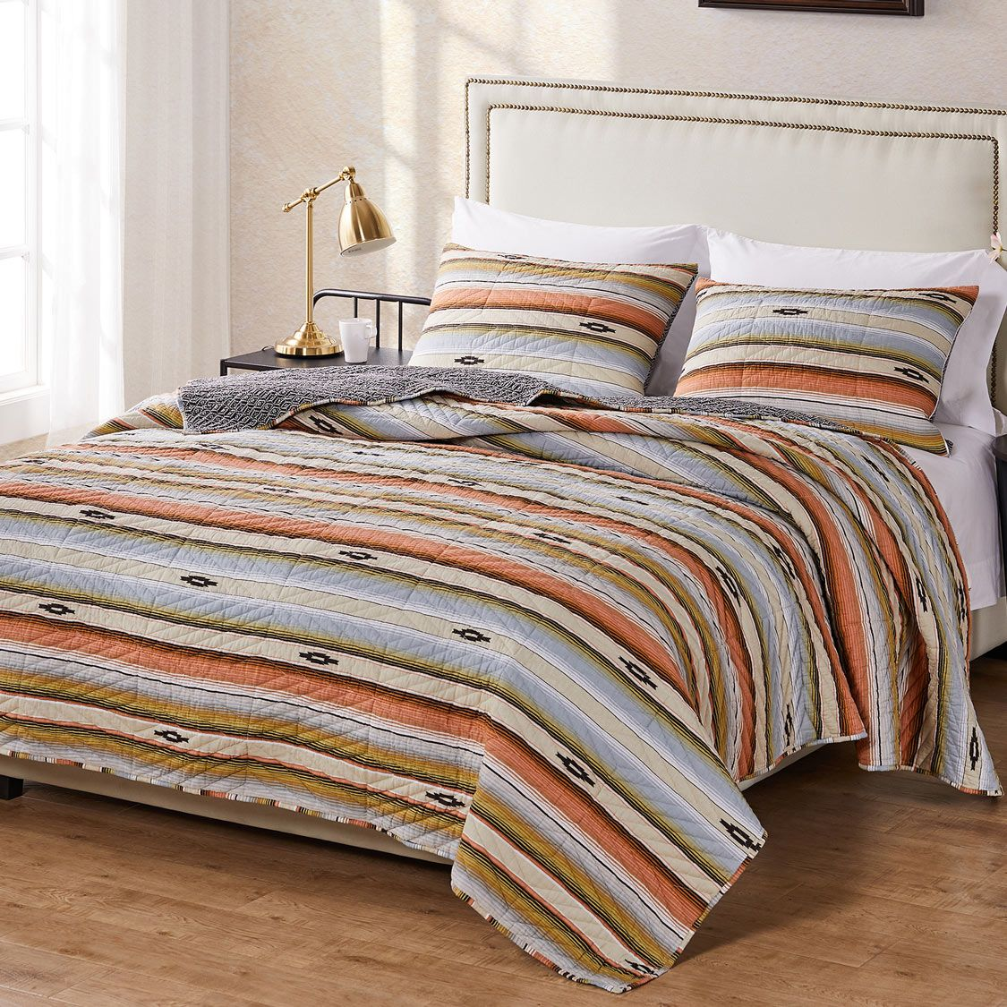 Mesa Sunrise Quilt Set - Twin