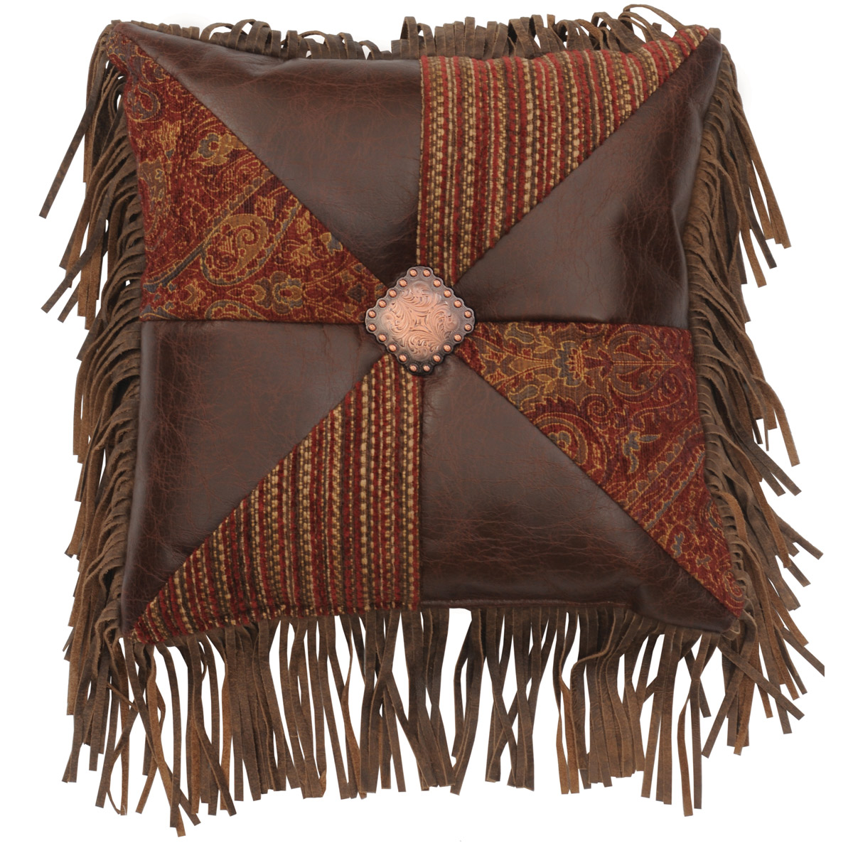 Milady II Square Pillow