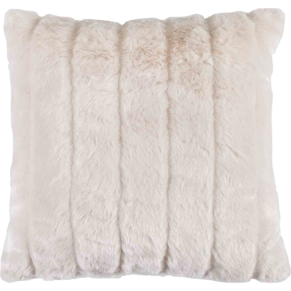 Mink Faux Fur Pillow