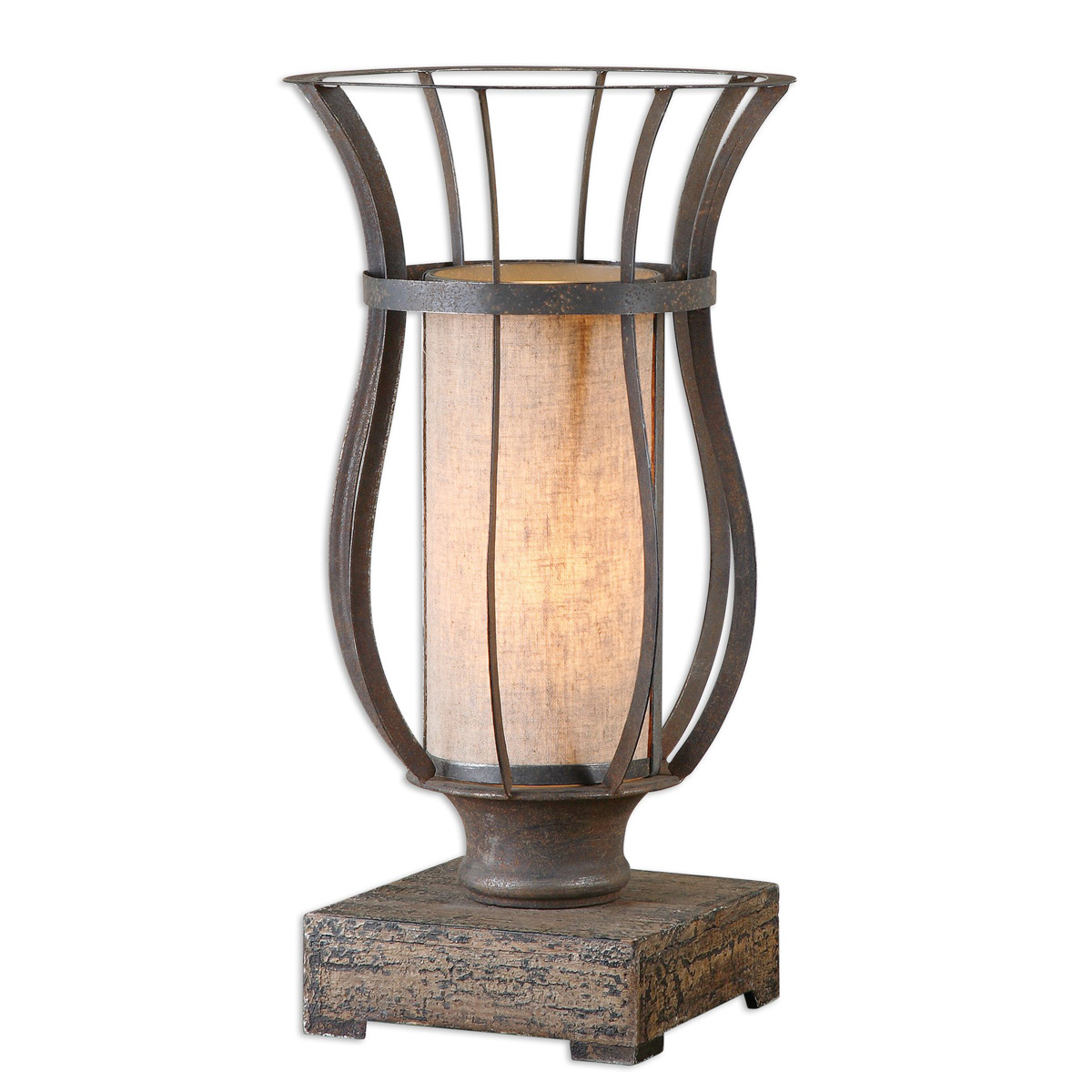 Canyon Lantern Table Lamp