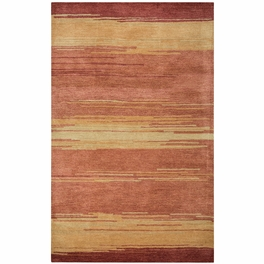 Mojave Sunset Stripes Rug Collection