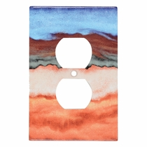 Mojave Vista Outlet Cover
