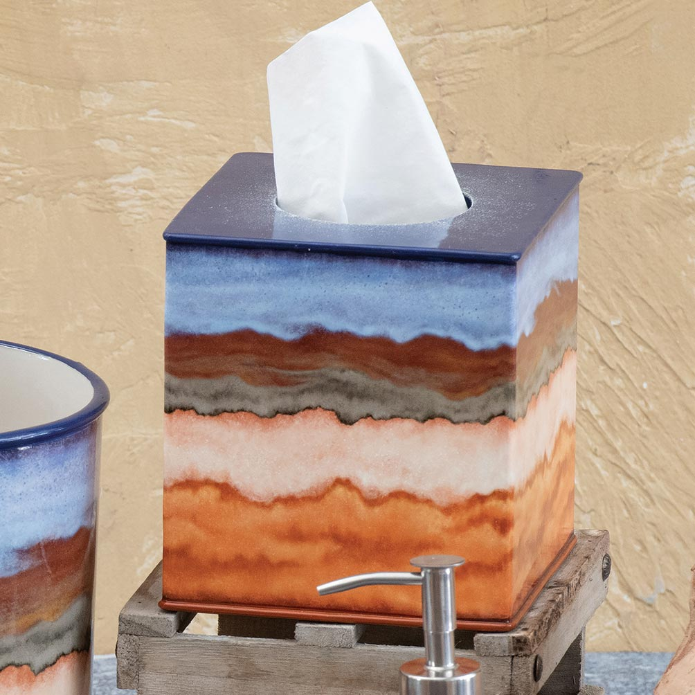 Mojave Vista Tissue Box