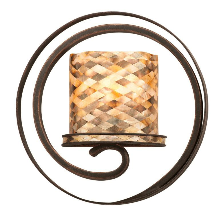 Monaco 1 Light ADA Wall Sconce