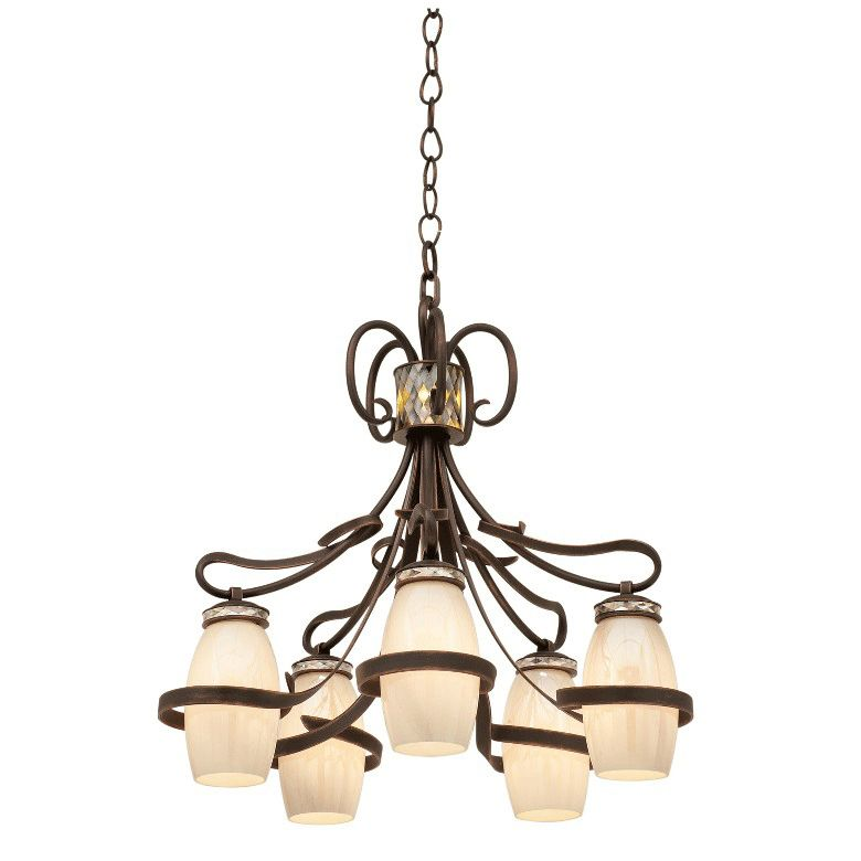 Monaco 5 Light Chandelier
