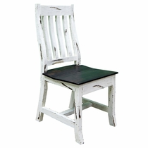 Montague Chair - White