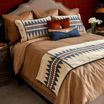 Montego Reversible Duvet - Cal King Plus