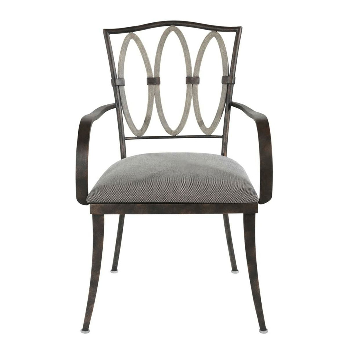 Morgan Dining Chairs with Arms - Set of 2