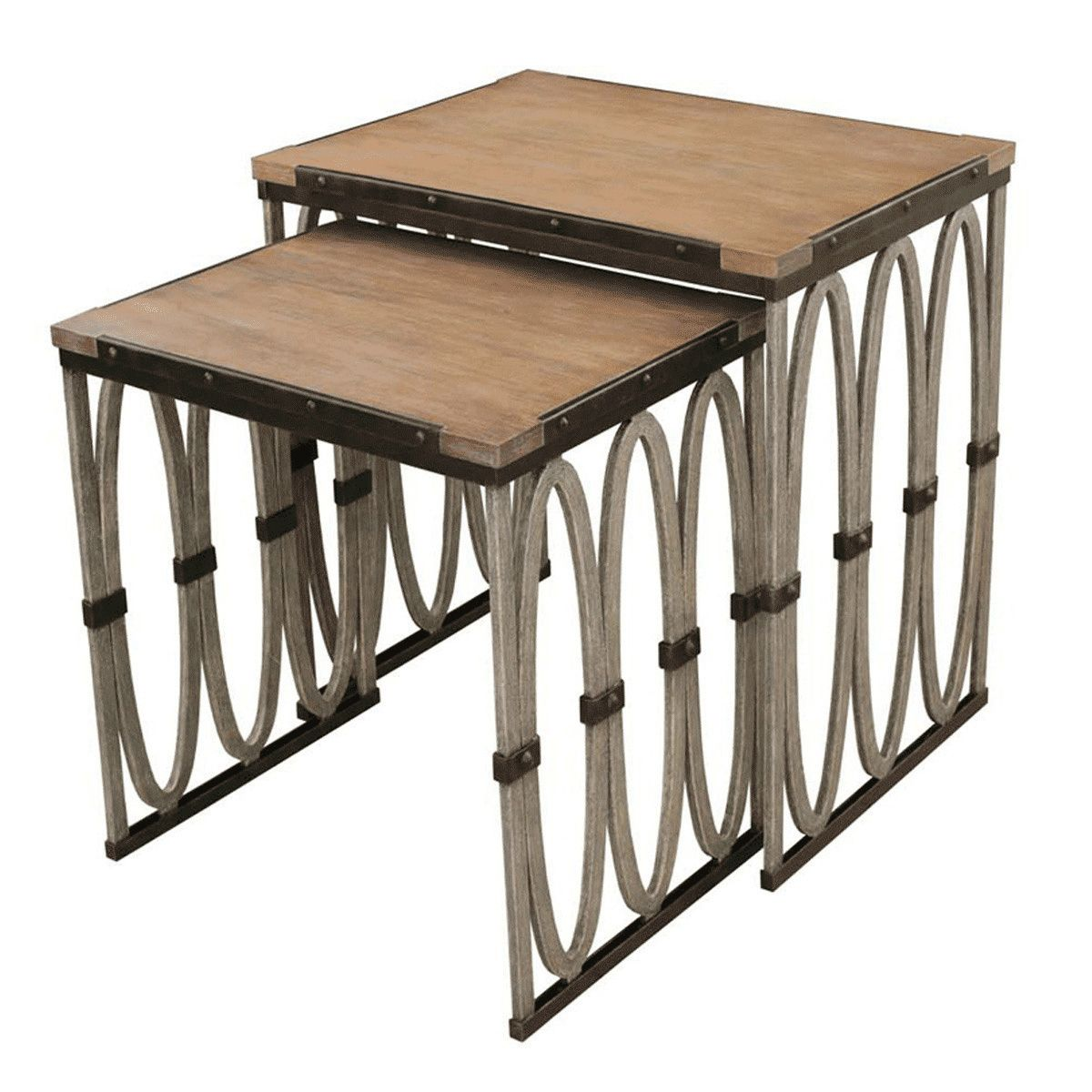 Morgan Nesting Tables - Set of 2