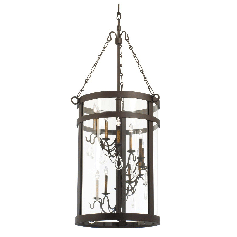 Morris 12 Light Foyer Pendant