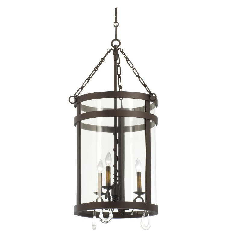 Morris 3 Light Foyer Pendant