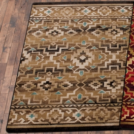 Mountain Mist Rug Collection