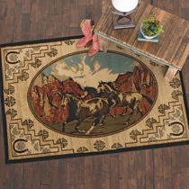 Mountain Ranch Rug - 5 x 7