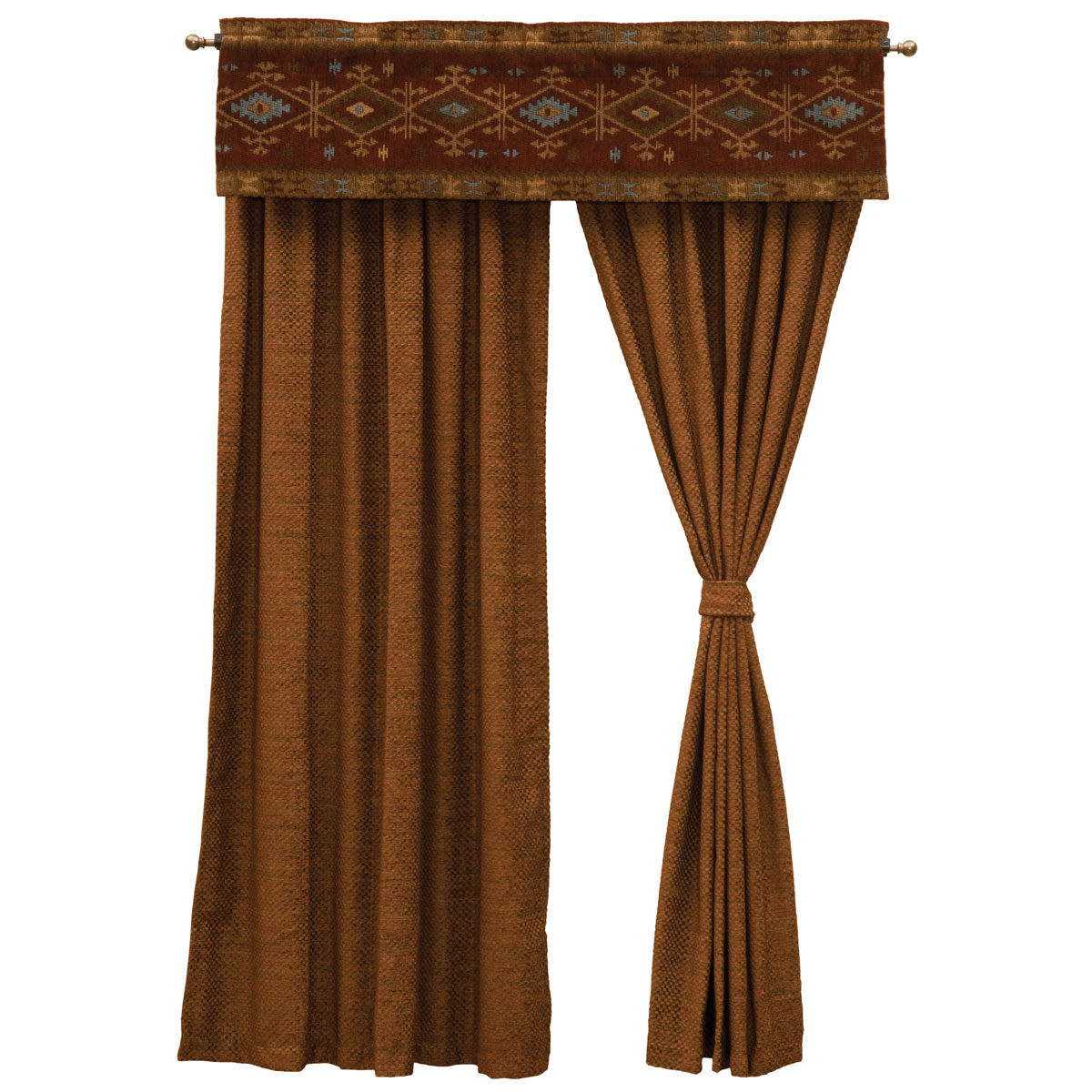 Mountain Sierra Drape Set