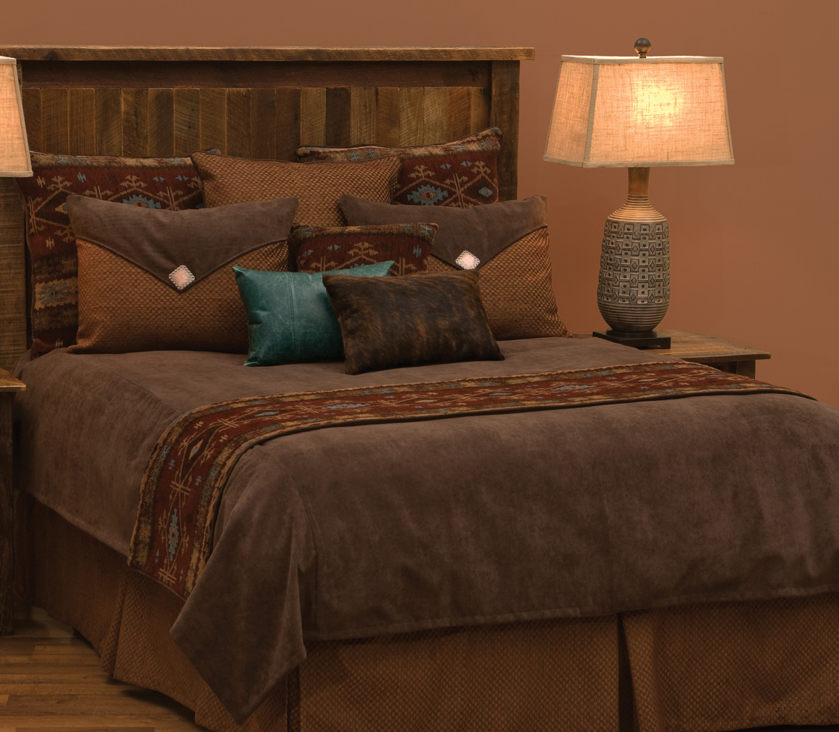 Mountain Sierra II Basic Bed Set - Twin