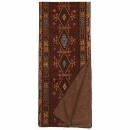 Mountain Sierra II Bed Scarves