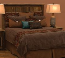 Mountain Sierra II Value Bed Set - Cal King