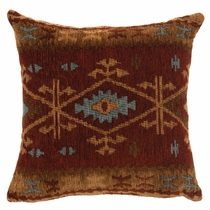 Mountain Sierra Square Pillow