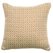Mountain Storm Alps Linen Pillow