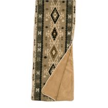 Mountain Storm Bed Scarf - Twin - OVERSTOCK