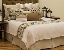 Mountain Storm Coverlet - Twin