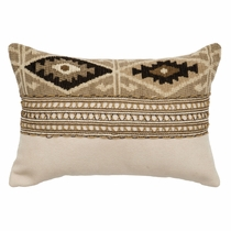 Mountain Storm Rectangle Pillow
