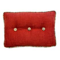 Mundo Brick Accent Pillow